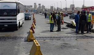 تحويلات مرورية لمدة شهرين لإنشاء كوبري سيارات بمحور النصر