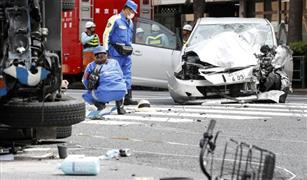تصادم أكثر من 130 سيارة على طريق سريع في اليابان.. والسبب؟