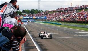 بطل العالم السابق باتون يعود إلى فورمولا-1 عبر فريق ويليامز