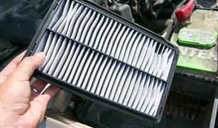 ماذا يجري لسياراتك مع انتهاء صلاحية فلتر الهواء؟