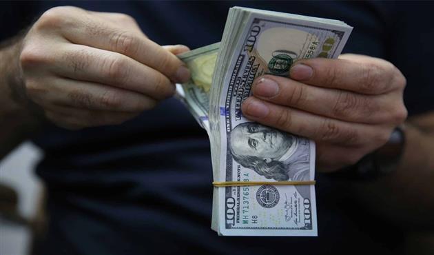 ;سعر الدولار; اليوم الاحد  أكتوبر