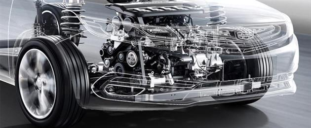 تعاون بين ;چيلي أوتو; ;وڤولڤو; لتصنيع محركات السيارات