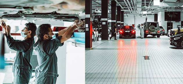 عروض استثنائية من شركات السيارات في الإمارات