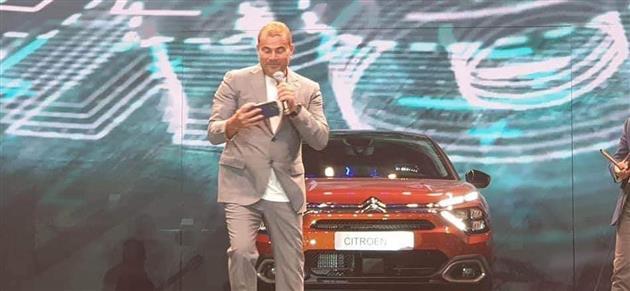 ;سيتروين; تمنح لقبا جديدا ;للنجم عمرو دياب; وتطرح سيارتها الجديدة c  بالسوق المصرية