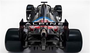 البين يعلن موعد الكشف عن سيارته لفورمولا-1