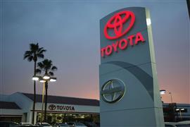 """تويوتا تطلق خدمة """"سمارت باث"""" لبيع وتأجير سياراتها عبر الإنترنت"""