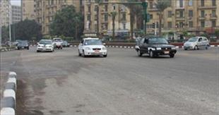 سيولة مرورية على محاور القاهرة والجيزة فيما عدا مناطق الأعمال
