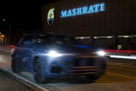 مازيراتى تكشف عن الصور الأولى للسيارة Grecale الرياضية