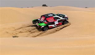 أول تعليق من نائب رئيس الاتحاد الدولي للسيارات على رالي دبي الصحراوي