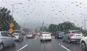 مع سقوط الأمطار.. تعليمات مشددة من المرور لجميع قائدي السيارات