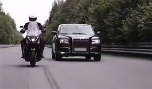 دراجات Aurus الكهربائية الفاخرة تنطلق من روسيا