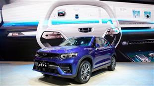 شركة جيلي الصينية تخطط لإطلاق سيارة كهربائية لمنافسة تسلا