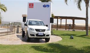 أولى ثمرات التعاون بين جي بي غبور وجريت وول الصينية.. 4 سيارات Pickups جديدة بالسوق المصرية