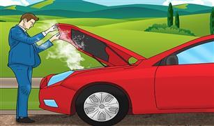 موجة حارة في مصر قد تفوق الهند والخليج.. أفضل طريقة لتبريد محرك سيارتك