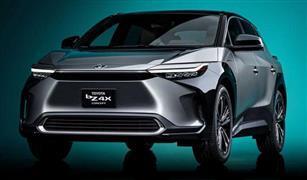 """تويوتا تطرح bZ4X """"الكهربائية 2025.. وتتكتم التفاصيل حول محركها"""