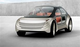 ابتكار صيني.. سيارة كهربائية بلا سائق ترشح الهواء وتتخلص من التلوث