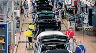 أثار كورونا تتراجع.. تحسن كبير في قطاع صناعة السيارات الألماني
