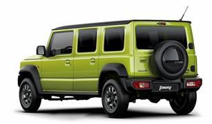 سيارة جديدة من سوزوكي تنطلق في 2022 للعائلات الكبيرة