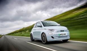 فيات تكشف الستار عن سيارتها الكهربائية الجديدة 2021
