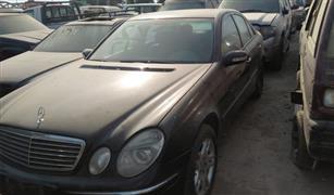 خاص| أسعار سيارات مرسيدس المباعة بمزاد جمرك مطار القاهرة اليوم |صور