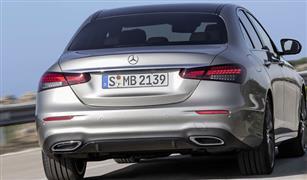 مرسيدس تقرر وقف إنتاج السيارة «إي كلاس»
