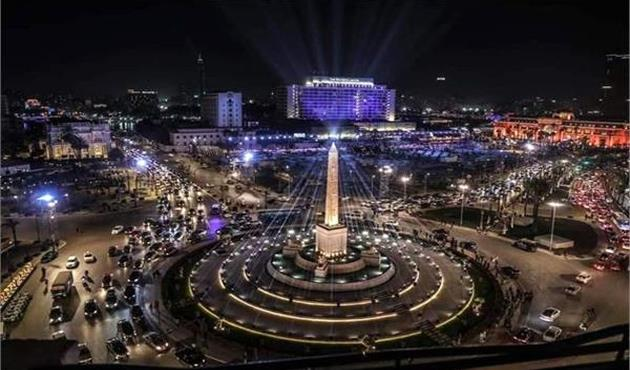 غلق ميدان التحرير وتحويلات مرورية لتنفيذ بعض الأعمال