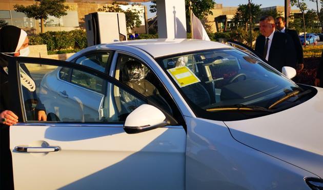 إطلاق أول سيارة كهربائية مصرية «نصر E70».. وتفاصيل تعلن لأول مرة   فيديو