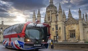 كامبريدج البريطانية تمنح الضوء الأخضر للحافلات الكهربائية ذاتية القيادة
