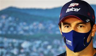 سيرخيو يحصد لقب سباق اذربيجان لفورمولا-1