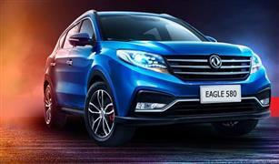 ايجل 580  الآن بفئة جديدة بسعر يفاجىء سوق الـ SUV و7 سنوات ضمان