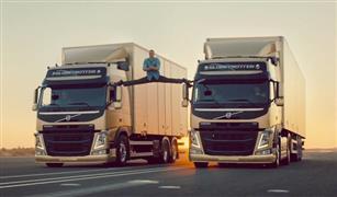 تصوير من اول لقطة:مفاجأة تُكشف لأول مرة عن إعلان فان دام الشهير لـ فولفو.. فيديو