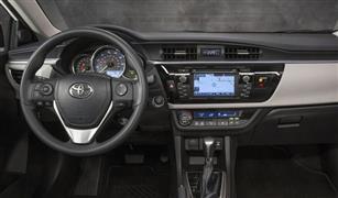 جمارك سيارة تويوتا كورولا 2014 شامل القيمة المضافة ورسم التنمية