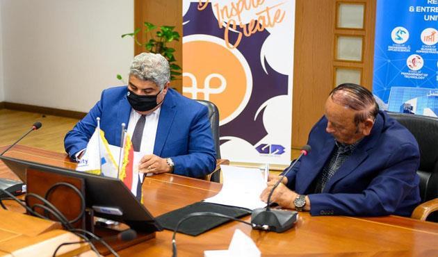 شراكة بين جي بي أوتو -غبور أوتو ومبادرة رواد النيل لدعم ريادة الأعمال في القطاع الصناعي المصري