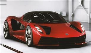 """أقوى سيارة كهربائية على الإطلاق.. ما لا تعرفه عن لوتس """"ايفايا"""" الخارقة"""