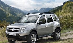 جمارك السيارة رينو داستر شامل ضريبة القيمة المضافة ورسم التنمية