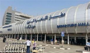 ضبط راكب بمطار القاهرة حاول تهريب ٤٩ قطعة غيار السيارات