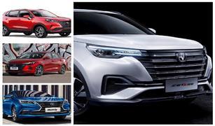 تخفيض 10 الاف جنية للقائمة الكاملة لأسعار سيارات «شانجان» في مصر