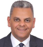 علاء الزهيري، رئيس الاتحاد المصري للتأمين